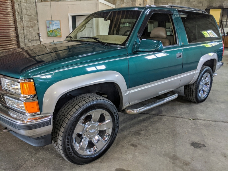 Chevrolet Tahoe 1996 price $22,995