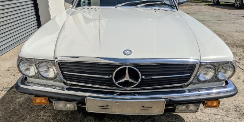 Mercedes-Benz 380 SL 1984 price $14,995
