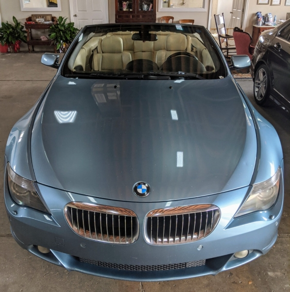 BMW 6-Series 2007 price $9,995