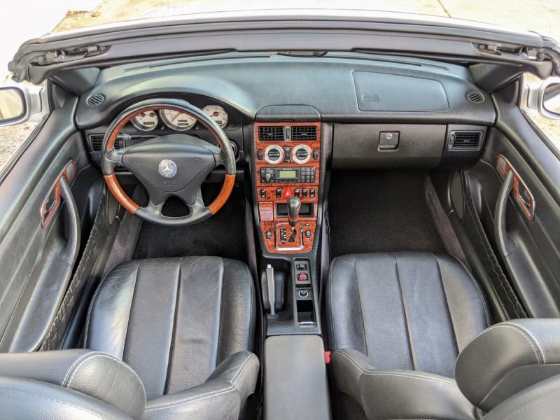 Mercedes-Benz SLK-Class 2001 price $7,995