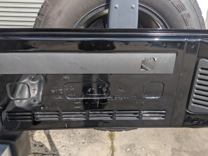 Jeep Wrangler 2008 price $18,500