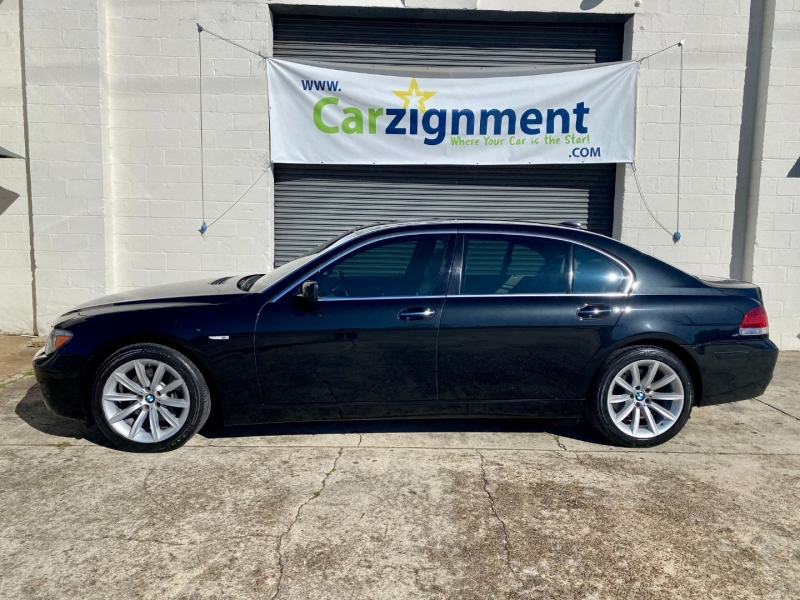 BMW 7-Series 2008 price $10,995