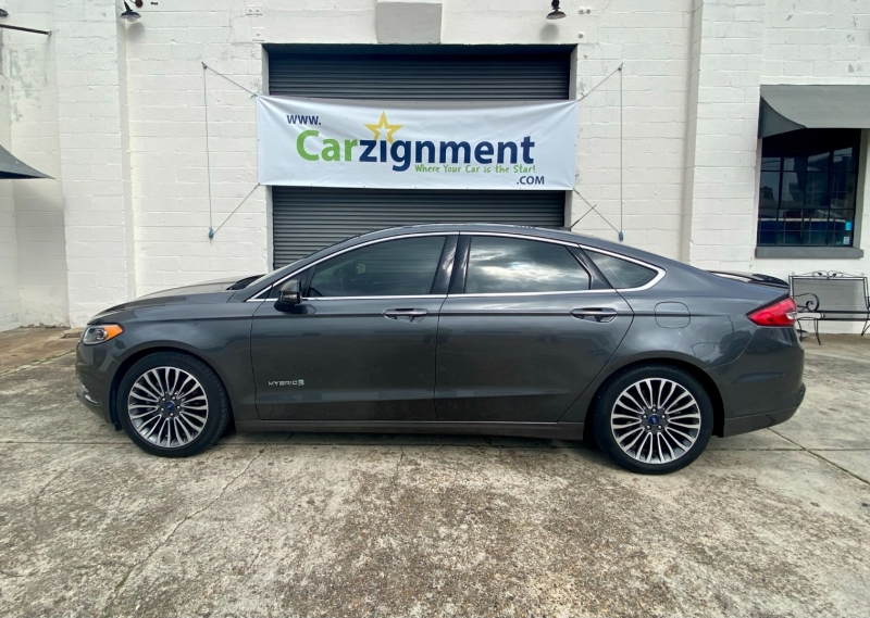 Ford Fusion 2017 price $17,695