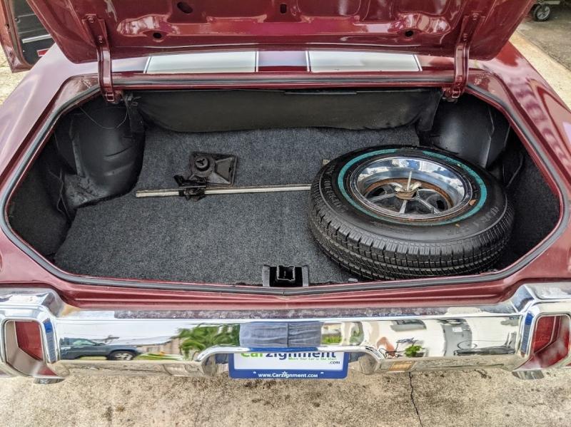 Oldsmobile Cutlass 1970 price $33,000