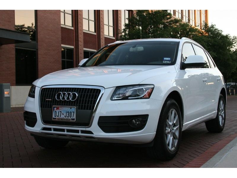 Audi Q5 2012 price SOLD