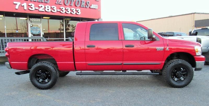 Dodge Ram 2500 MEGA CAB - SLT - 4X4 - 6.7L CUMMINS - 161 2009 price 24995 Cash