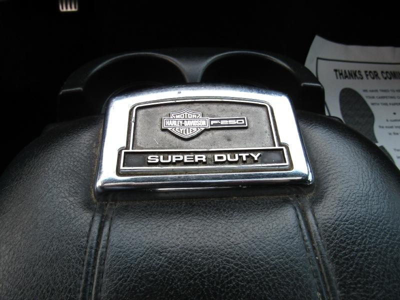 Ford Super Duty F-250 - 4X4 - Harley Davidson - 6.0L Di 2007 price $15,495