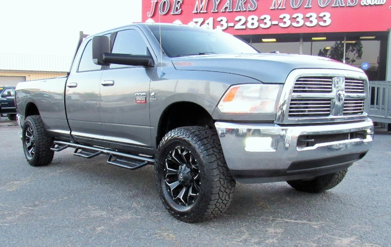 RAM 2500 SLT - 4X4 - 6.7L Cummins - LIFTED - 184K Mile 2012 price $26,995