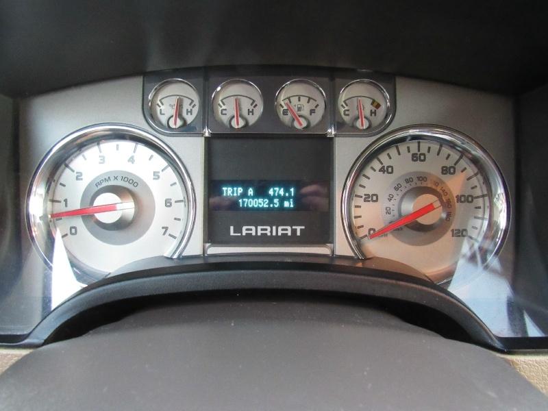 Ford F-150 Super Crew - Lariat - 4X4 - FlexFuel! 2010 price $15,995