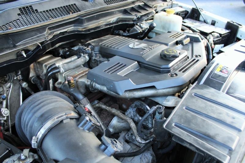 RAM 4500 - Reg. Cab - Flatbed - Gooseneck - 127K miles 2012 price $24,995