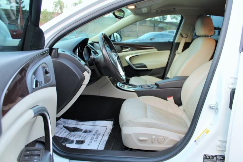 Buick Regal CXL - Loaded - Rims - CLEAN - 88K Miles! 2011 price $7,995