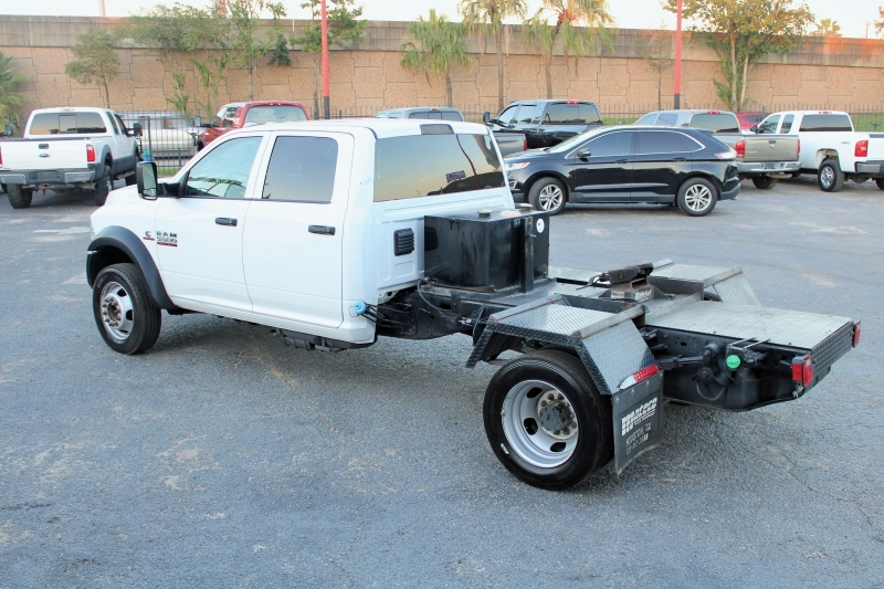 RAM 5500 Towing Bed - SLT Pckg - Work Truck Dually - 4 2018 price $39,695