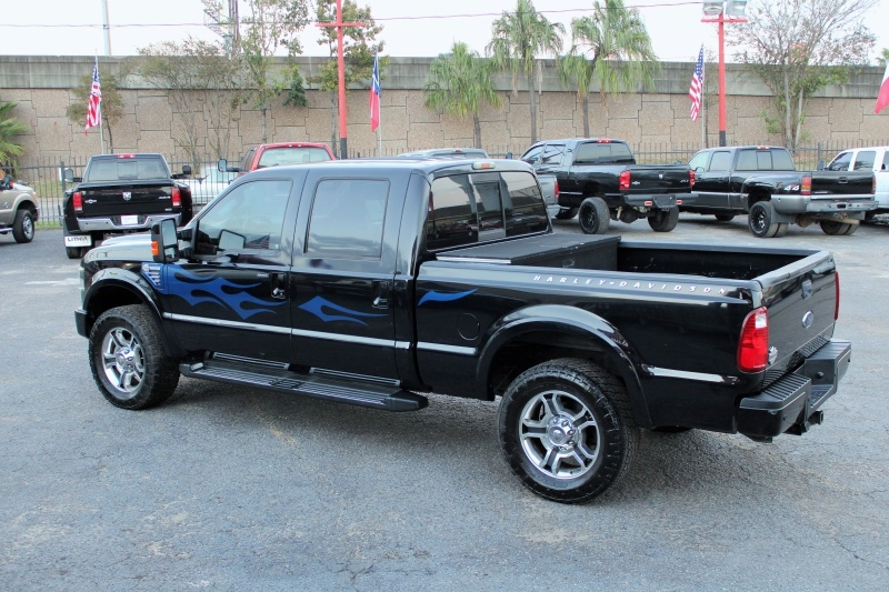 Ford Super Duty F-250 - 4X4 - Harley Davidson - Lifted! 2009 price $23,995