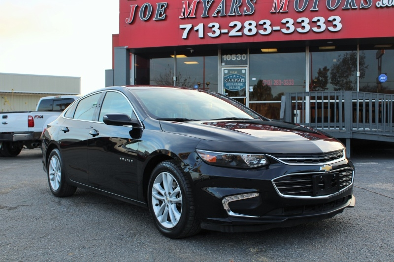 Chevrolet Malibu LT1 - Rear View Camera - Automatic - OnStar 2018 price 11995 Cash