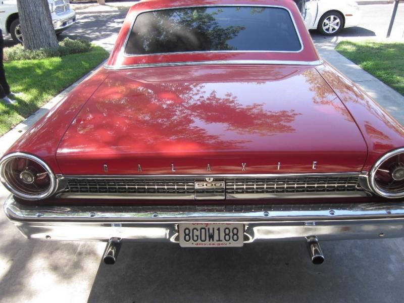 Ford Galaxy 1964 price $27,500