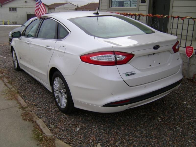 Ford Fusion Energi 2015 price $10,999