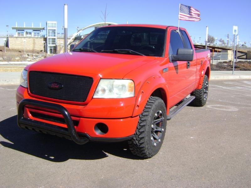 Ford F-150 2007 price $8,899