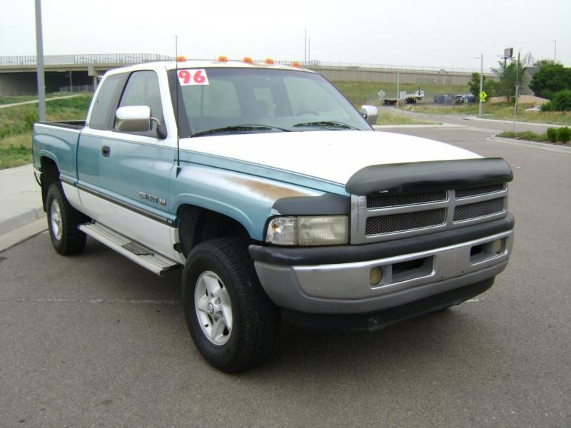 Dodge Ram 1500 1996 price $4,999