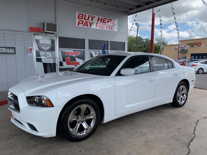 Dodge CHARGER 2012 price