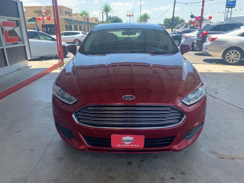 FORD FUSION 2016 price $4,000 Down