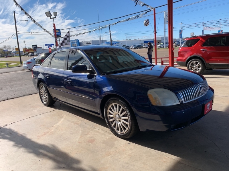 MERCURY MONTEGO 2006 price