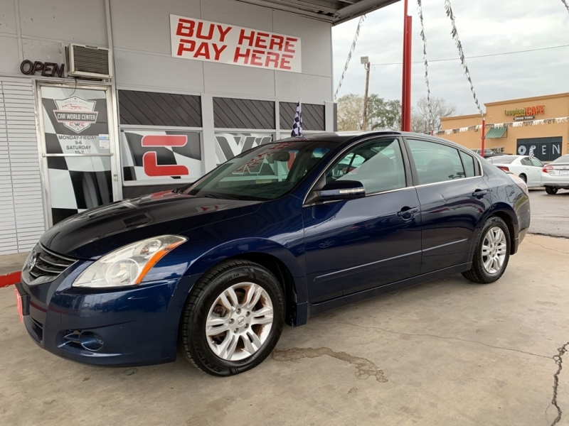 Nissan ALTIMA 2012 price