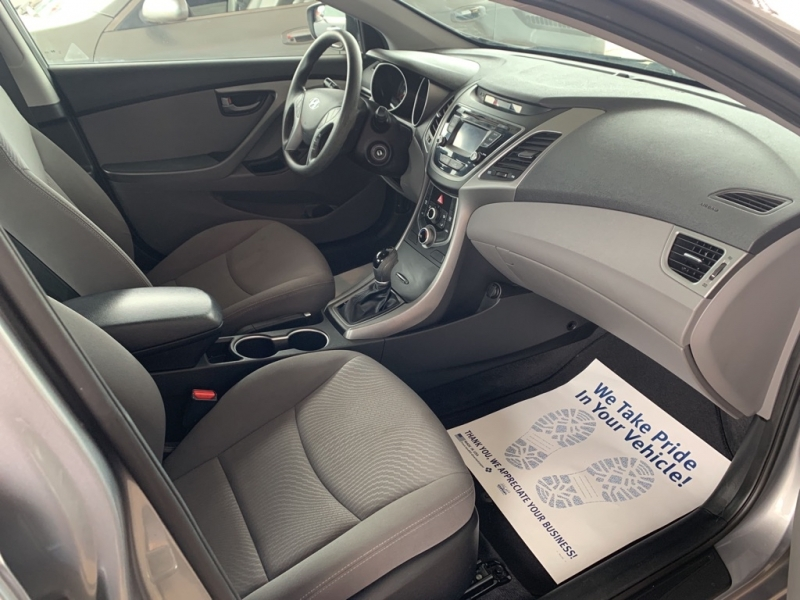 HYUNDAI ELANTRA 2015 price