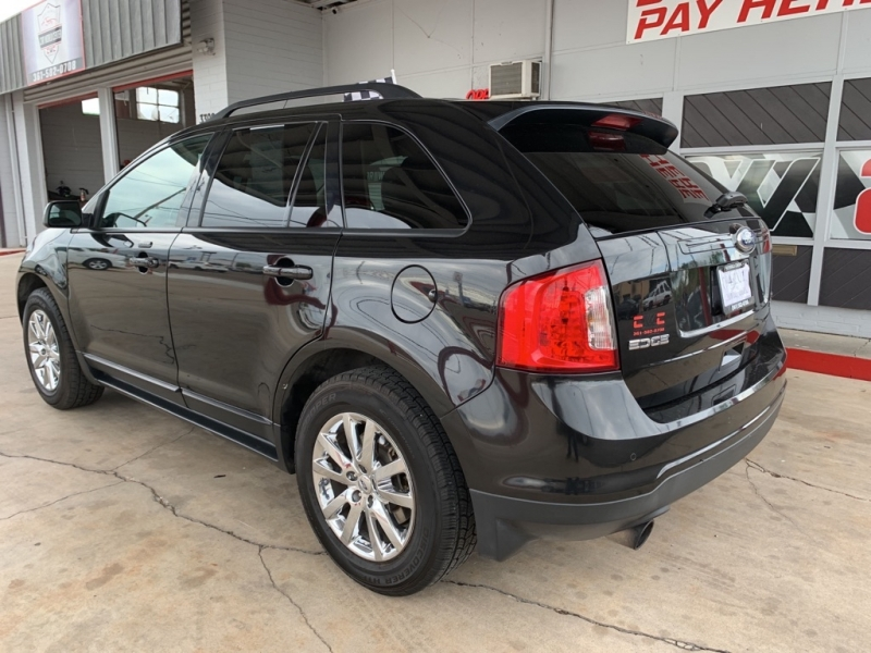 FORD EDGE 2012 price