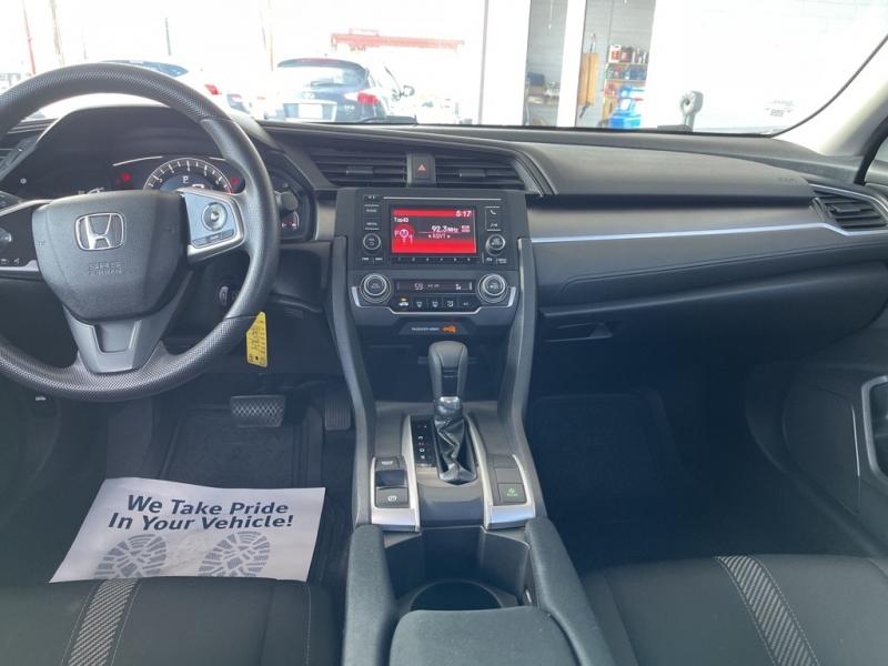 HONDA CIVIC 2017 price $17,500