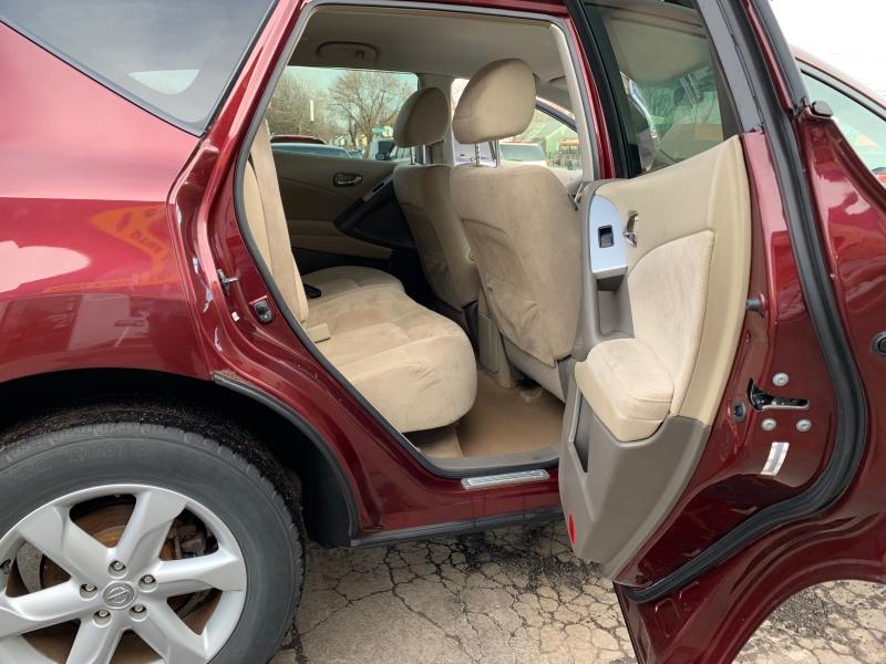 Nissan Murano 2009 price $6,795