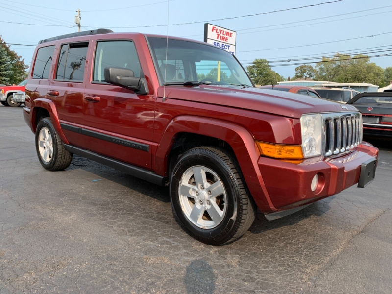 Jeep Commander 2008 price $7,995
