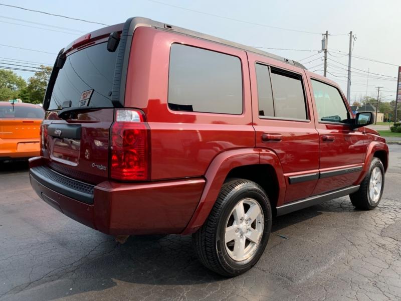 Jeep Commander 2008 price $8,595