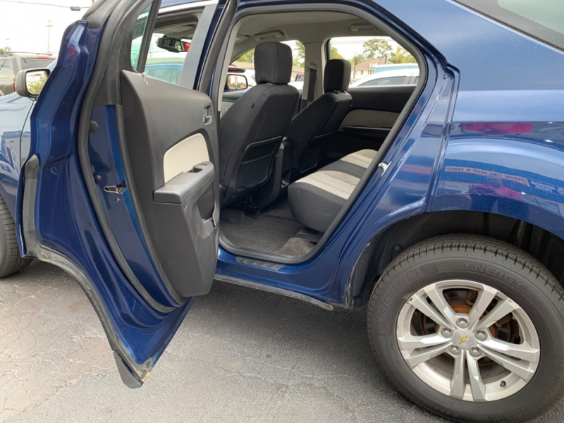 Chevrolet Equinox 2010 price $9,795
