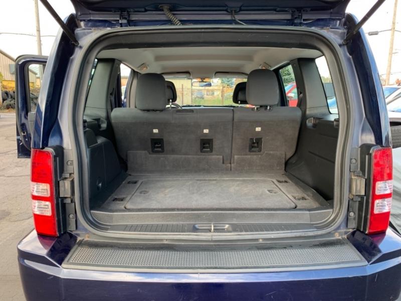Jeep Liberty 2012 price $7,995