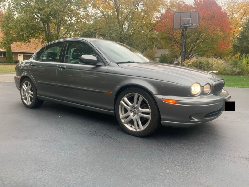 Jaguar X-TYPE 2004 price $4,795