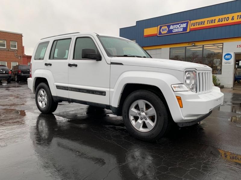 Jeep Liberty 2011 price $9,894