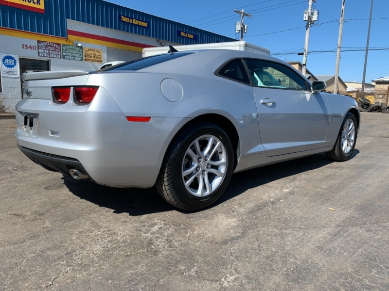 Chevrolet Camaro 2013 price $14,995