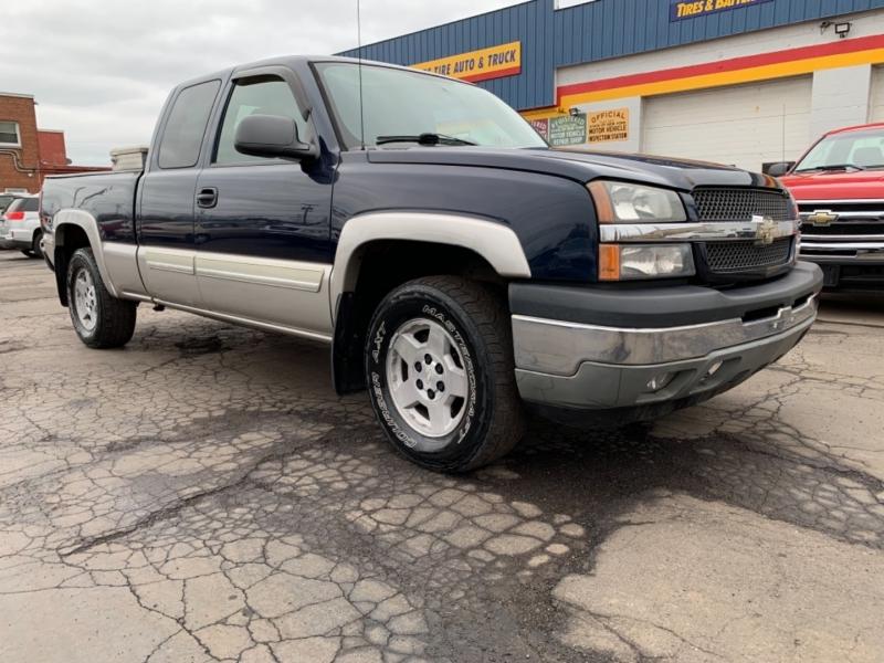 Chevrolet Silverado 1500 2005 price $3,695