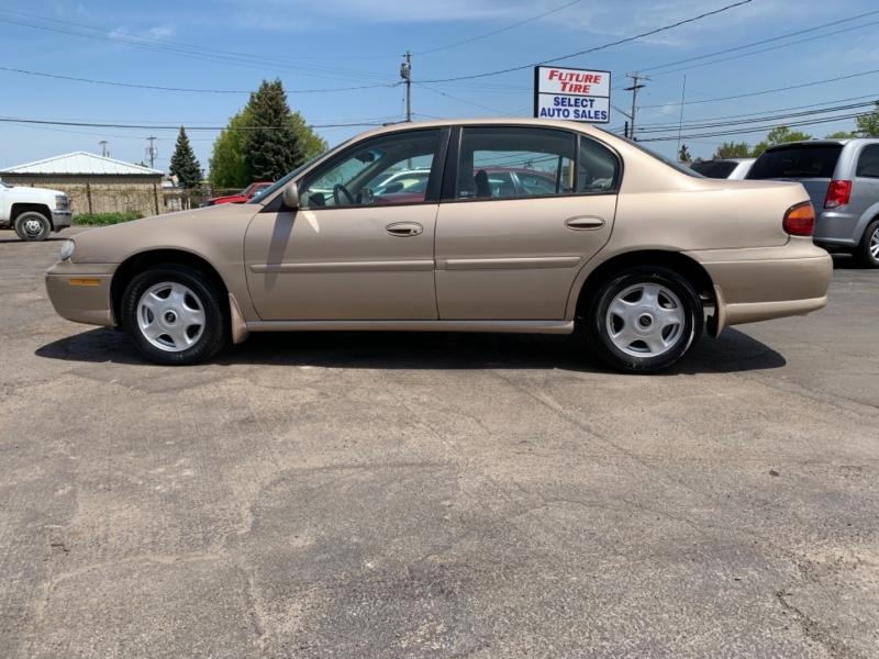 Chevrolet Malibu 2001 price $4,687