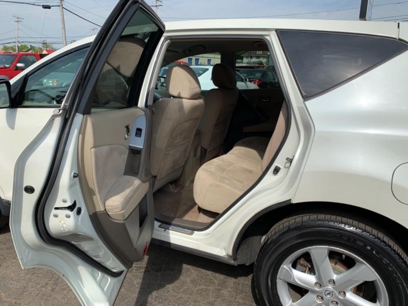 Nissan Murano 2009 price $8,895