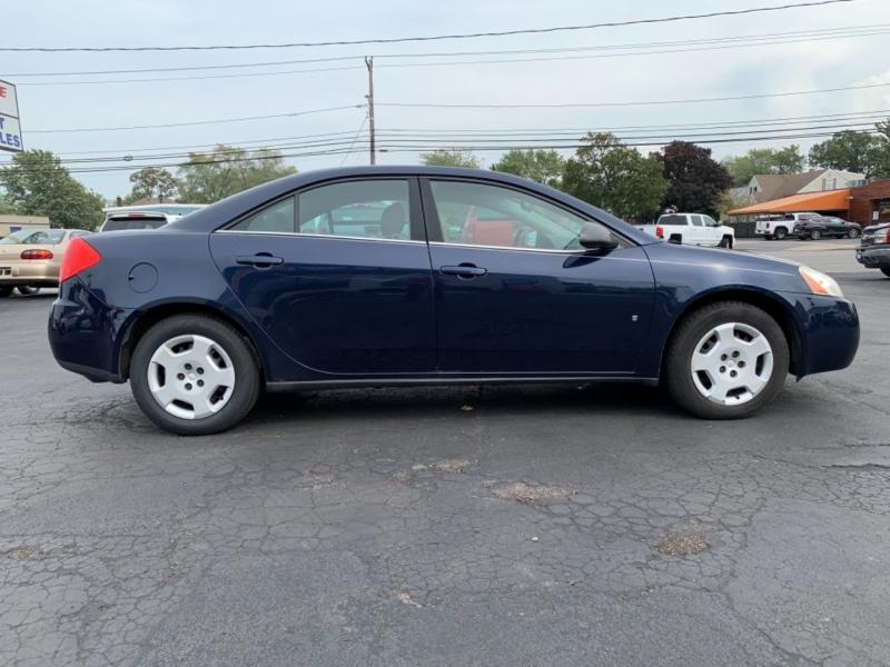 Pontiac G6 2008 price $3,333