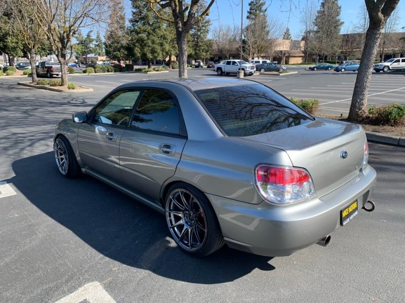 Subaru Impreza Sedan 2006 price $10,499