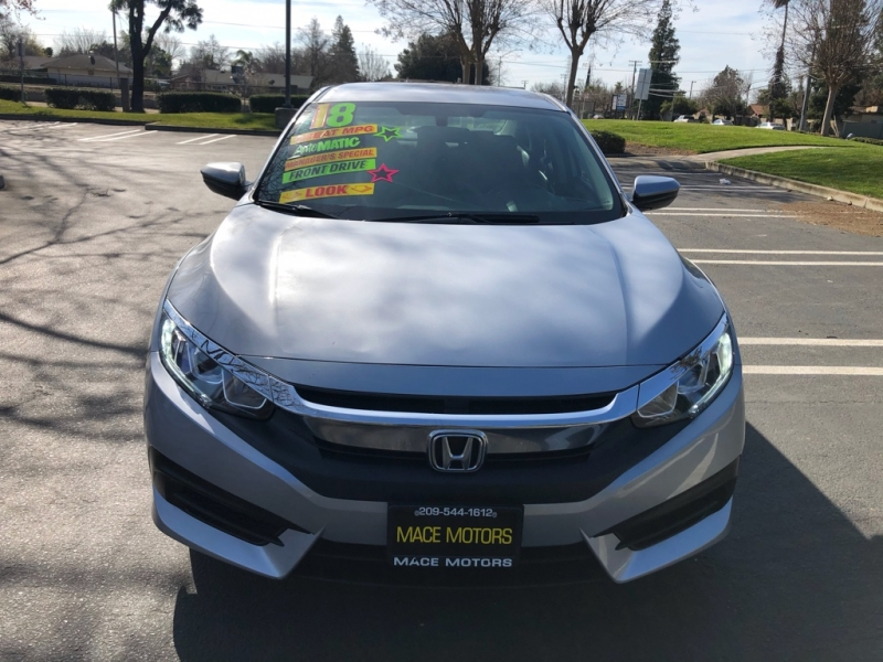 Honda Civic Sedan 2018 price $15,999