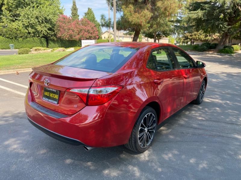 Toyota Corolla 2016 price $12,999