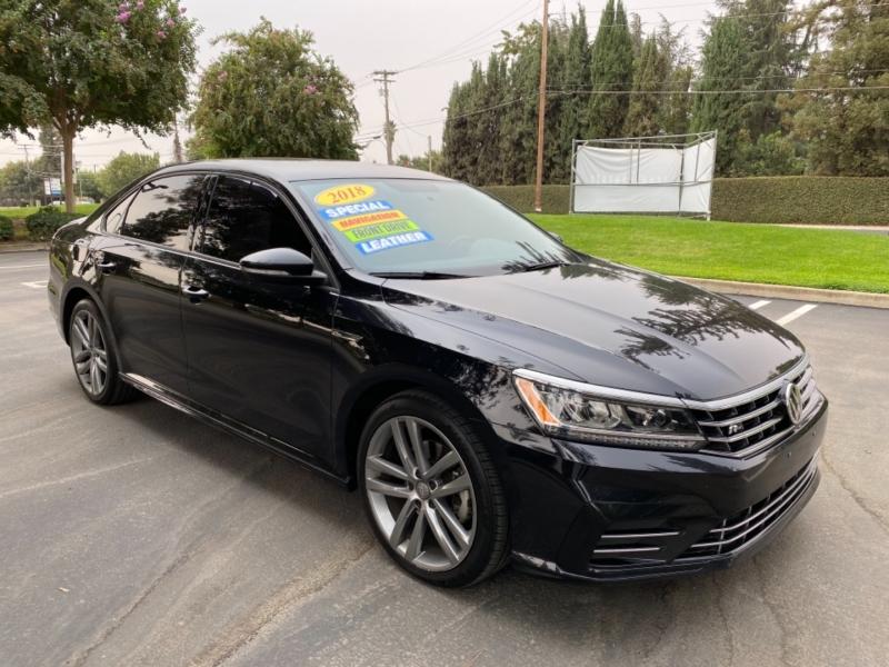 Volkswagen Passat 2018 price $11,999