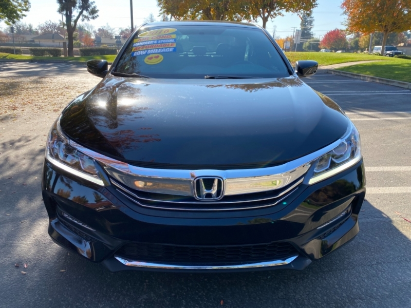 Honda Accord Sedan 2016 price $16,999