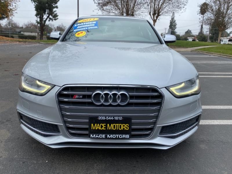 Audi S4 2013 price $16,999