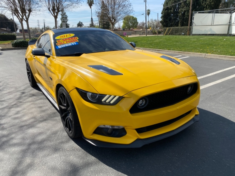 Ford Mustang 2015 price $28,999