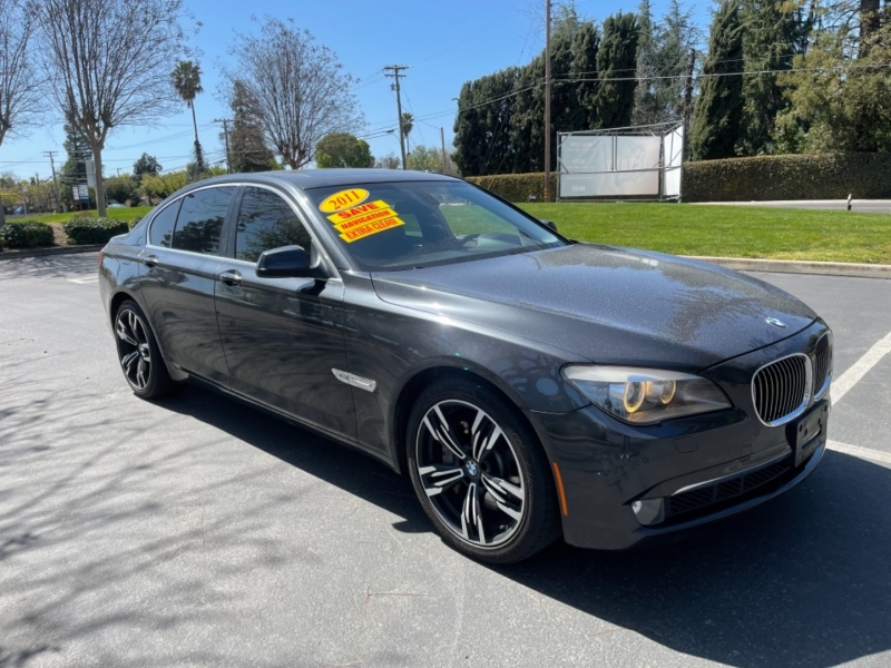 BMW 7-Series 2011 price $14,999