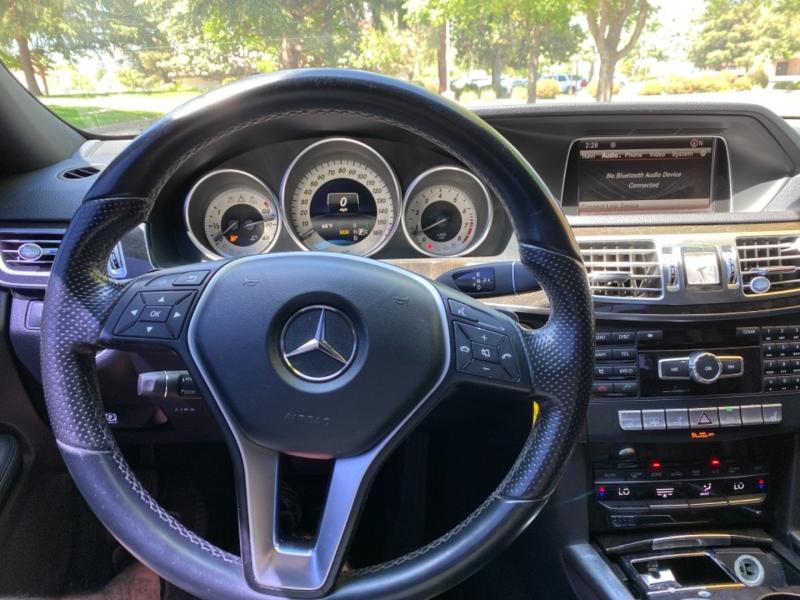 Mercedes-Benz E-Class 2014 price $14,999